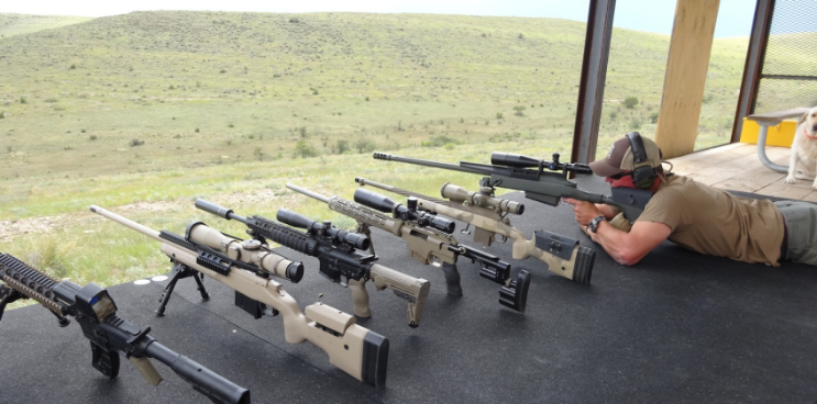 <h1>Military Grande Long Gun Marksmanship program produces great results</h1>